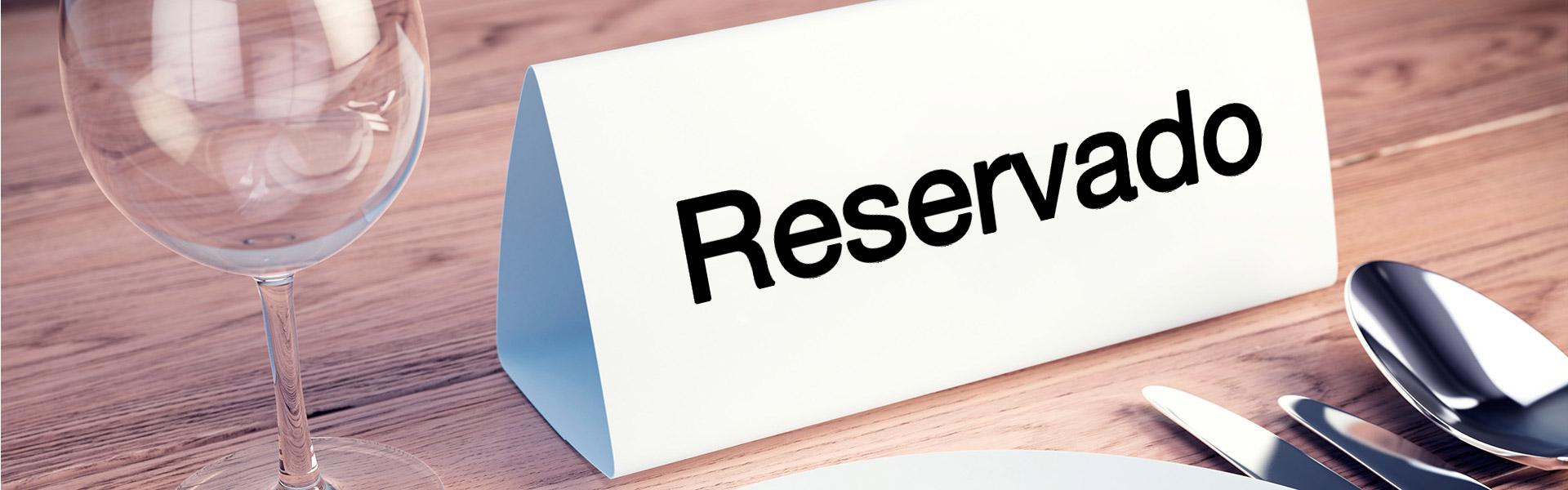 reservas restaurante alicante